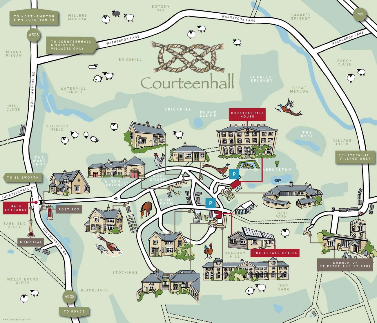 Courteenhall Estate Illustrated Map AW (Hall & Office Named Only) LOW RES_1.jpg